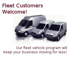 Fleet Vehicle Discount Program