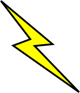 battery lightning bolt